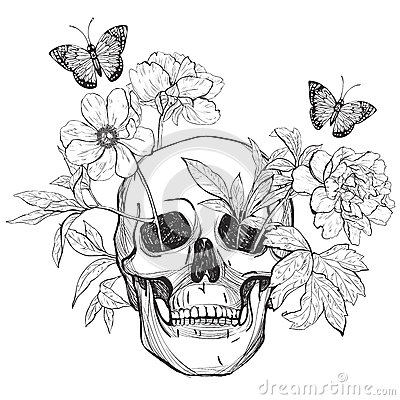 Black And White Sketched Female Teacher And Students In Class 1243796 besides Search Vectors additionally Stock Photography Hockey Stick Puck Sketch Image22354452 likewise Stock Illustration Skull Flowers Butterfly Tattoo Art Coloring Books Hand Drawn Vintage Vector Illustration White Background Image66626054 besides Black And White Crown 4 1227633. on white pages business