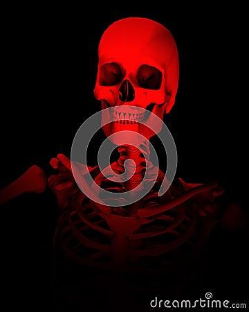 Skull For Halloween 5