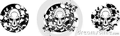 Skull set 2
