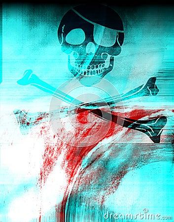 Skull texture 2