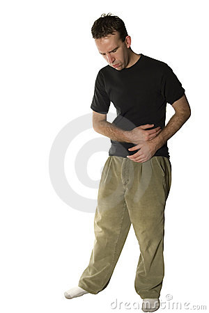 Skurcze żołądka