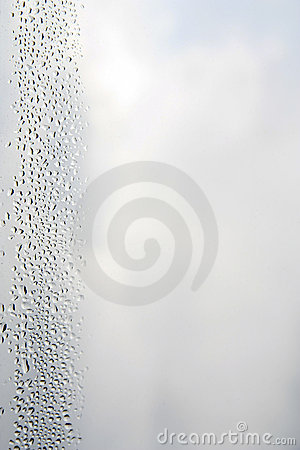 The sky in drops