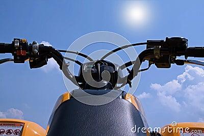 Sky Jumping ATV
