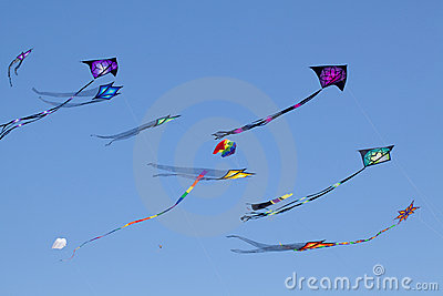 Sky of Kites