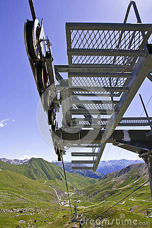 Sky Lift Cable Trail