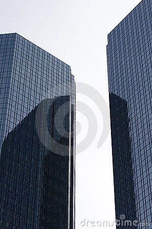 Free Sky Scrapers Stock Image - 2493381