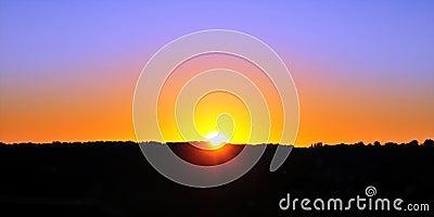 Sky at Sunrise