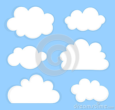 Free Sky With Clouds Royalty Free Stock Photos - 32442068
