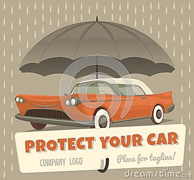 Skydda din bil