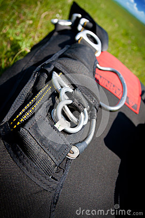 Skydiving Equipment Royalty Free Stock Images - Image: 25170029