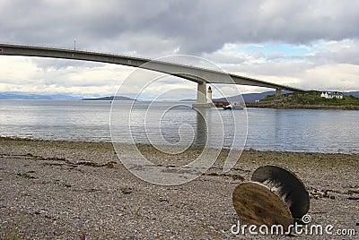 Skye road bridge