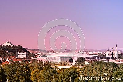 Skyline of Cluj Napoca