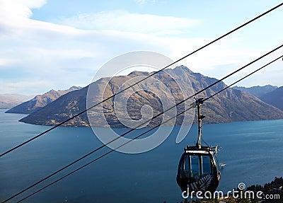 Skyline Gondola, Queenstown, New Zealand