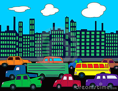 Skyline Traffic