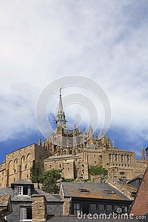 Skylines do Saint Michel