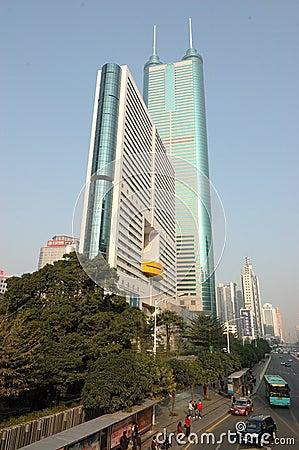 Skyscraper Editorial Stock Image