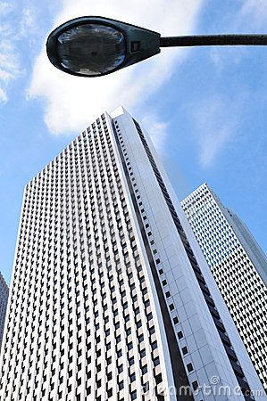 Skyscraper Royalty Free Stock Photo - Image: 23539215