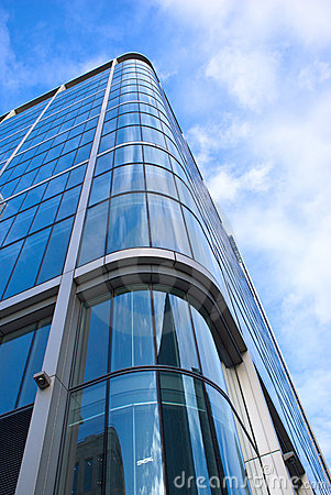 Skyscraper Canary Wharf, London, England