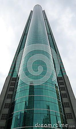 Skyscraper of City shenzhen