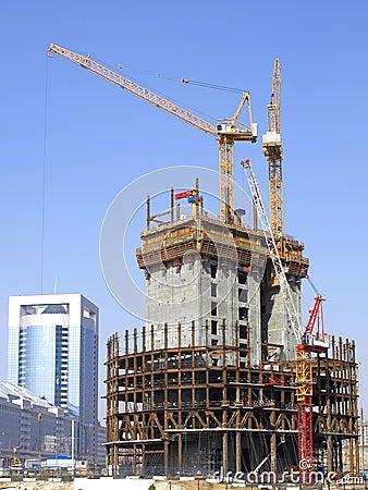 Free Skyscraper Construction Stock Photo - 10516490