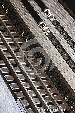 Skyscraper detail