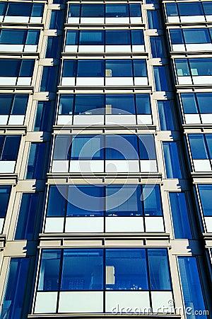 Free Skyscraper Glass Windows Stock Images - 96736284