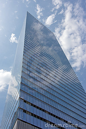 Free Skyscraper In The Clouds Royalty Free Stock Photo - 2922345