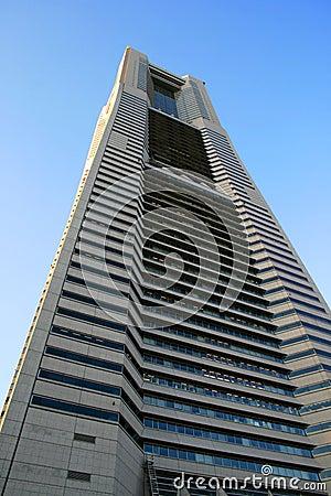 Skyscraper in Japan