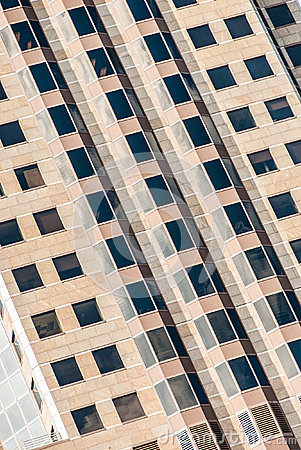 Free Skyscraper Modern Office Building In St Louis Missouri Royalty Free Stock Photos - 46496558