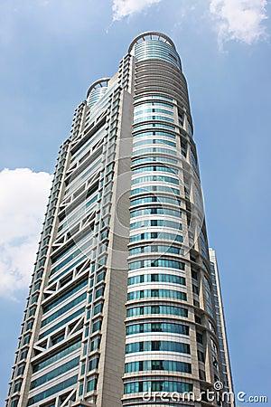 Skyscraper in Shanghai
