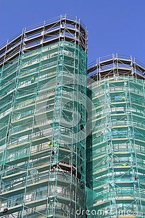 Free Skyscraper Under Construction Stock Photo - 13584530