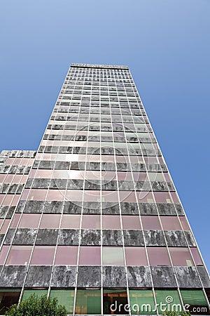 Skyscrapers in Bilbao