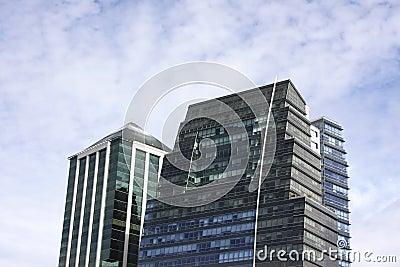 Skyscrapers in Buenos Aires