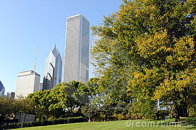 Skyscrapers of Chicago