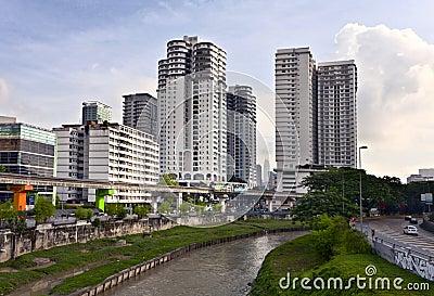 Skyscrapers of Kuala Lumpur