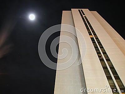 Skyscraping Night