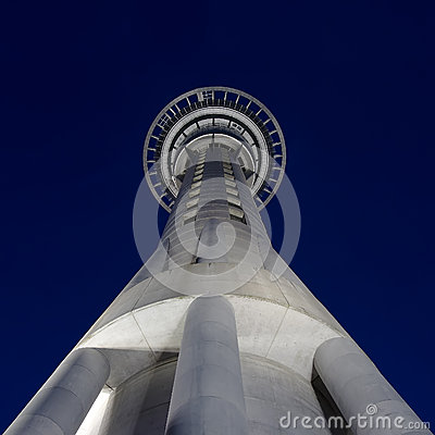 Skytower Auckland, New Zealand.
