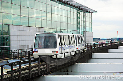 Skytrain Editorial Photo