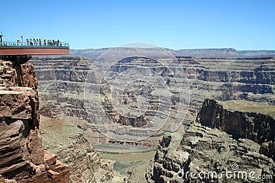 Skywalk Grand Canyon