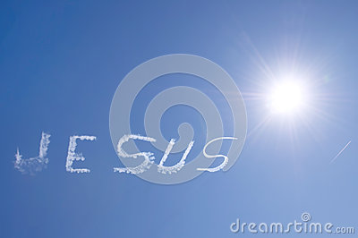 Jesus in the Sky