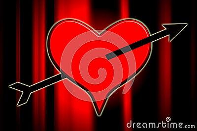 Slågen förälskelse