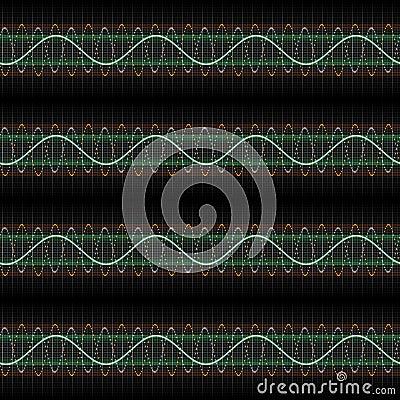 Sl sound wave pattern