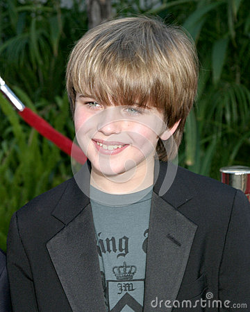 Slade Pearce Yours, Mine, and Ours Premiere ArcLight Theaters Los Angeles, CA November 20, 2005 Editorial Image
