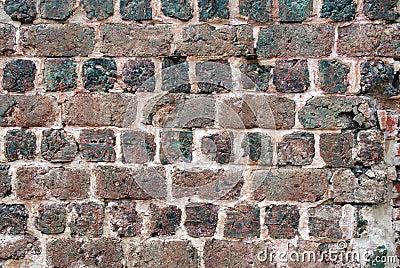 Slag Stone Wall Background
