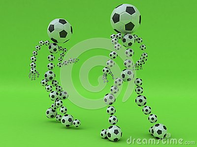 Slagsmålfotboll