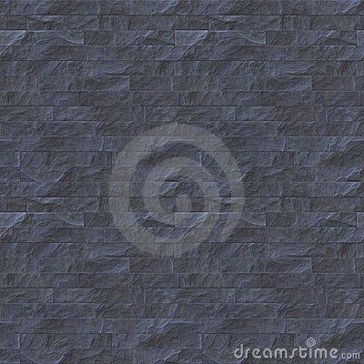Slate Wall Seamless Pattern