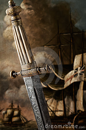 Slavic 19th century sword