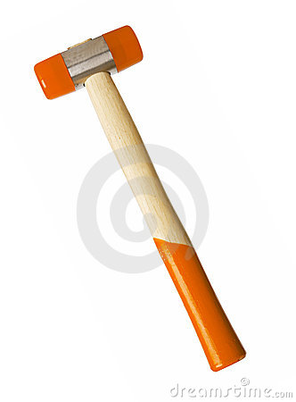 Free Sledgehammer Isolated Royalty Free Stock Images - 3385659