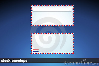 Sleek Envelope