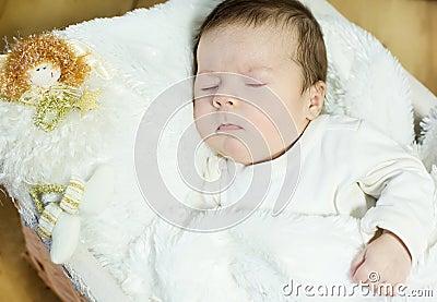 Sleep of baby